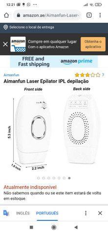 Depilador a Laser  - Foto 5