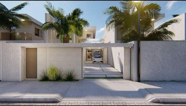 Casa de alto  padrão, 4 suítes,  3 vagas, rua privativa, lote 8 m de largura  - Foto 20
