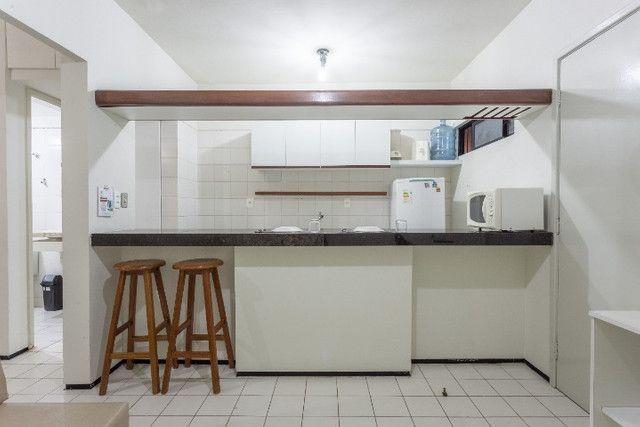 Flat 303, 6º Pavimento, Boa Viagem, Recife, sala & quarto, pertinho do mar, local top