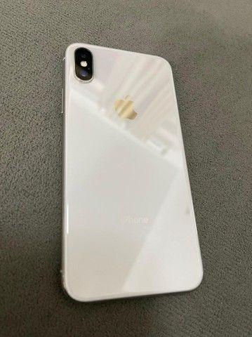 iPhone X 64gb Silver - Foto 5