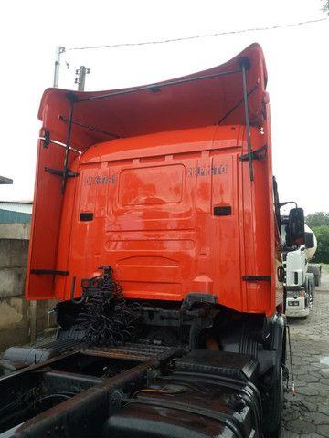 Caminhão Scania a venda - Foto 5