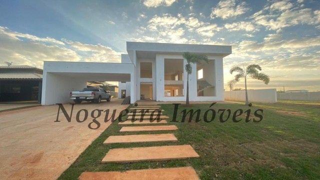Bela casa em condomínio, Cesário Lange SP (Nogueira Imóveis)