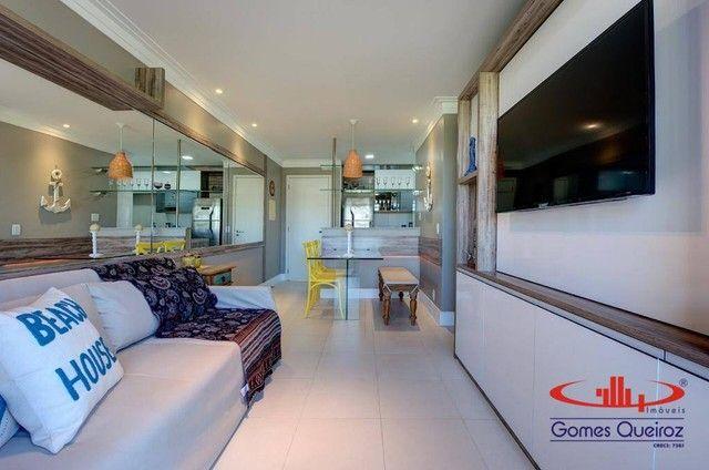 Apartamento todo MOBILIADO com 1 dormitório à venda, 39 m² por R$ 380.000 - Capuan - Cauca - Foto 12