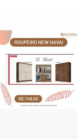 ROUPEIRO NEW HAVAI LIQUIDAÇÃO IMPERDÍVEL