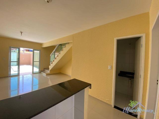 Casa à venda, 120 m² por R$ 280.000,00 - Lagoinha - Eusébio/CE - Foto 19