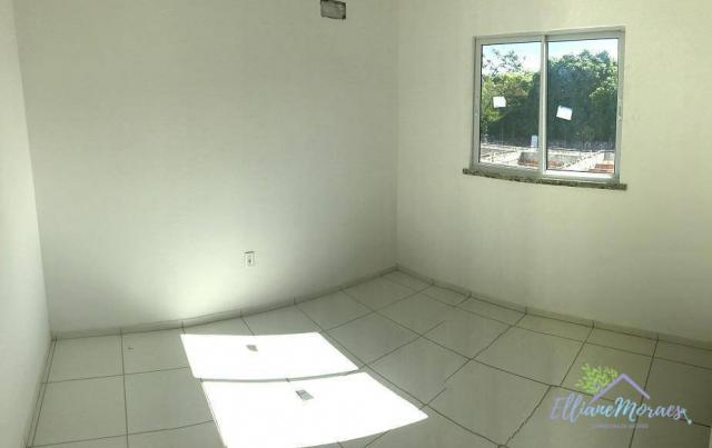 Casa com 2 dormitórios à venda, 69 m² por R$ 220.000,00 - Tamatanduba - Eusébio/CE - Foto 19