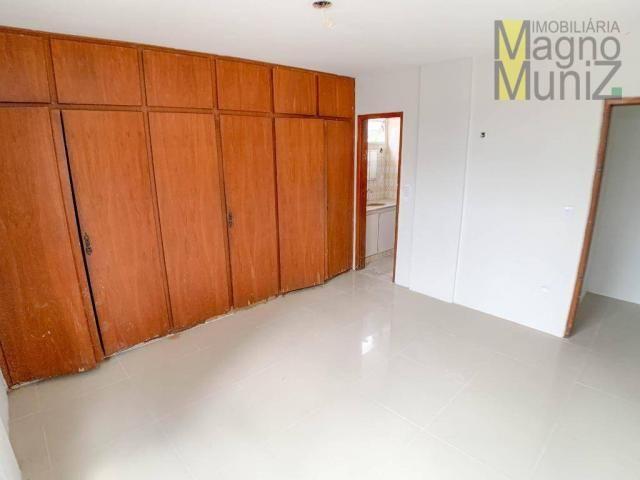 Apartamento com 3 suítes para alugar, 200 m² por R$ 1.700/mês - Dionisio Torres - Fortalez - Foto 19