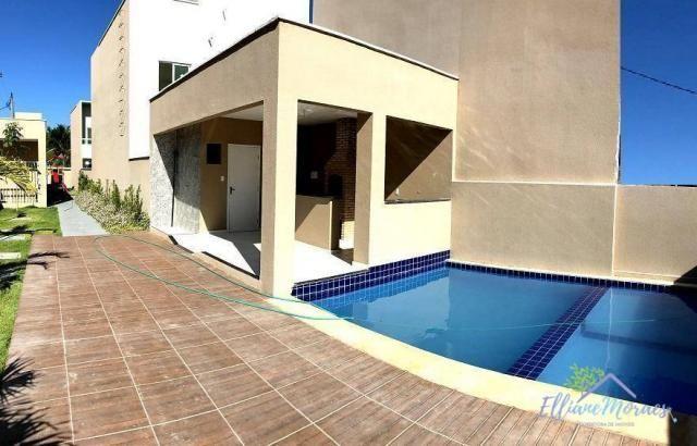 Casa com 2 dormitórios à venda, 69 m² por R$ 220.000,00 - Tamatanduba - Eusébio/CE - Foto 5
