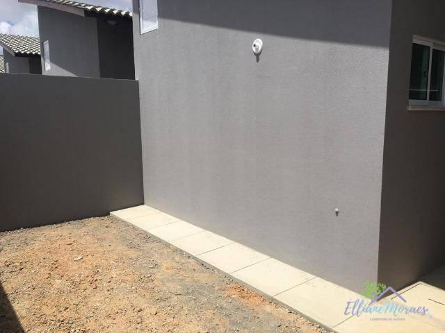 Casa à venda, 90 m² por R$ 259.000,00 - Encantada - Eusébio/CE - Foto 13