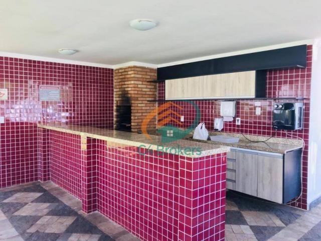 Apartamento com 2 dormitórios à venda, 44 m² por R$ 180.000,00 - Jardim Ansalca - Guarulho - Foto 14