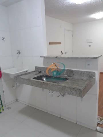 Apartamento com 2 dormitórios à venda, 44 m² por R$ 180.000,00 - Jardim Ansalca - Guarulho - Foto 3