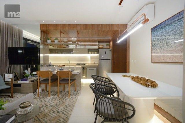Apartamento à venda com 2 dormitórios em Setor bueno, Goiânia cod:M22AP1176 - Foto 4