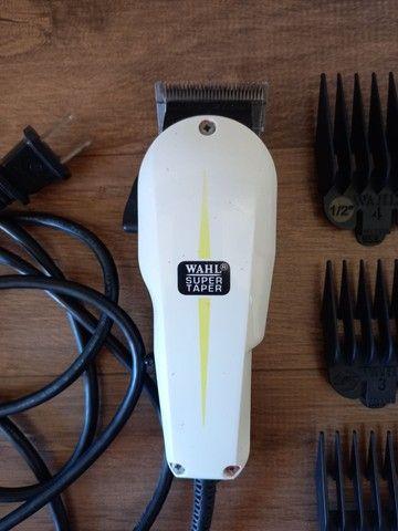 Maquina de corta cabelo  whal super taper