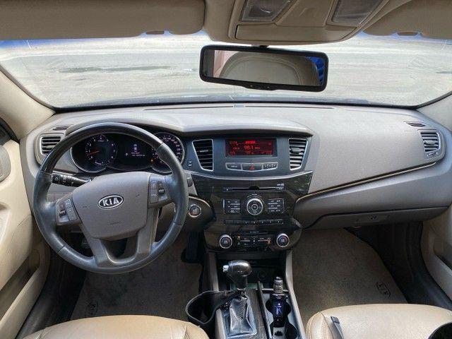 Kia Cadenza 3.5 V6 2011 BLINDADO IIIA - Foto 9