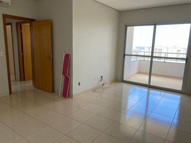 Apartamento com 3 quartos, churrasqueira e andar alto próximo ao Pantanal Shopping - Foto 3