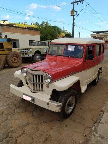 Rural Willys 1959 4x4