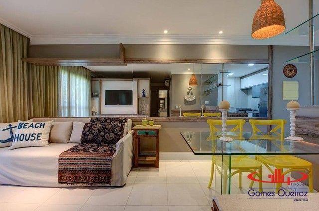 Apartamento todo MOBILIADO com 1 dormitório à venda, 39 m² por R$ 380.000 - Capuan - Cauca - Foto 6