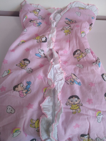 Porta bebê/ segura bebê/ almofada amamentação - Foto 5
