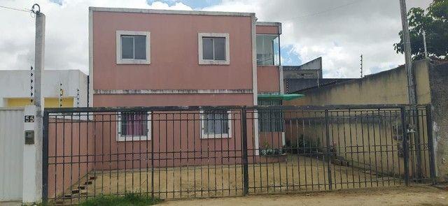 Apartamento com 2 dormitórios para alugar, 50 m² por R$ 500,00 - Francisco Simão dos Santo - Foto 2