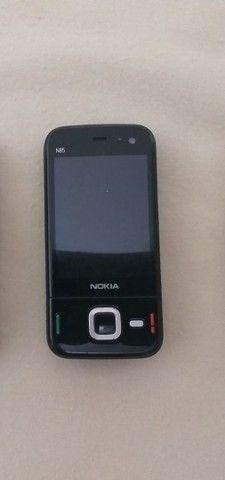 Celular Nokia N85 em excelente estado.  - Foto 2