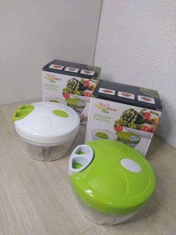 Triturador de Legumes Portátil - Foto 2