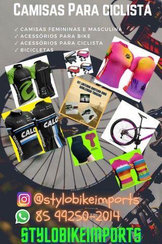 Camisa, Acessórios para Ciclista bicicleta