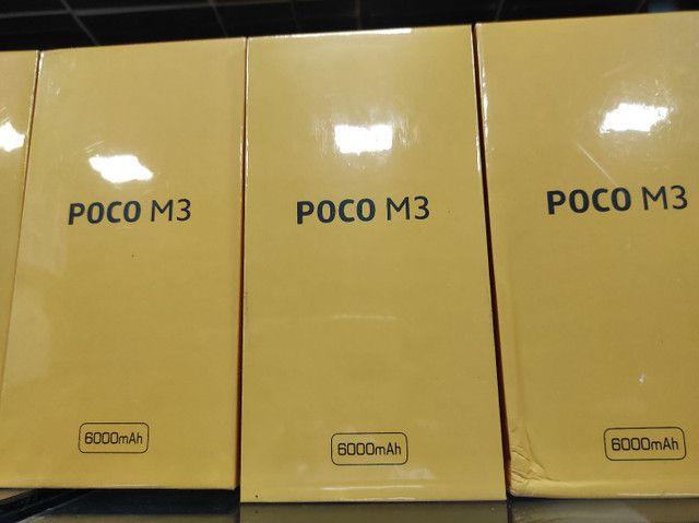 Potente! Pocophone M3 da Xiaomi.. novo lacrado Garantia e Delivery!