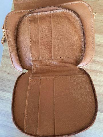 Bolsa de couro - Foto 3