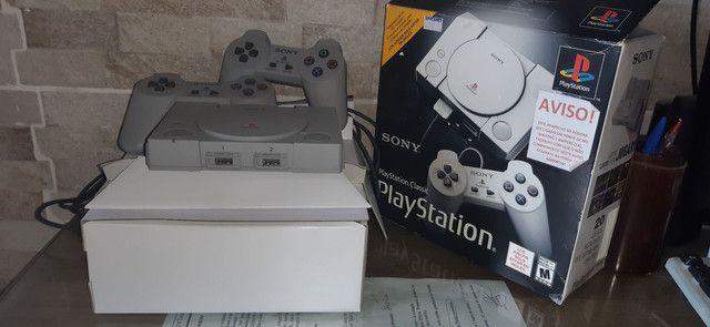 Vendo esse PlayStation  Classic - Foto 6