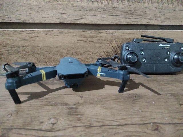 Drone Eachine E58 com câmera HD Preto 2.4GHz - Foto 6