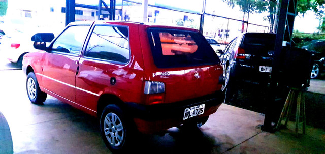 Uno Mille 2012 é na LUIZA automóveis  - Foto 7