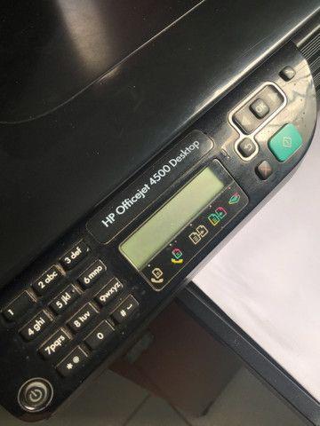 Impressora HP Officejet 4500 Desktop - Foto 5