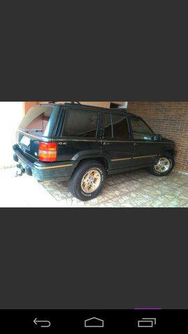 Grand Cherokee 5.2 V8 1992 - Foto 6