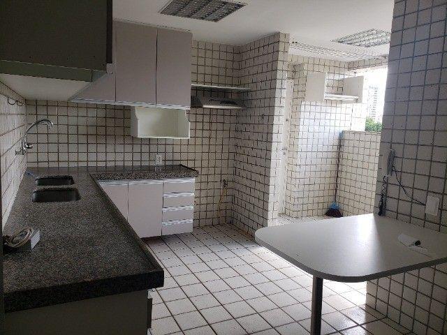 BOUC08 - Apartamento para alugar, 4 quartos, sendo 3 suítes, lazer completo, no Parnamirim - Foto 17