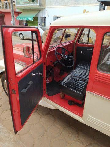 Rural Willys 1959 4x4 - Foto 6