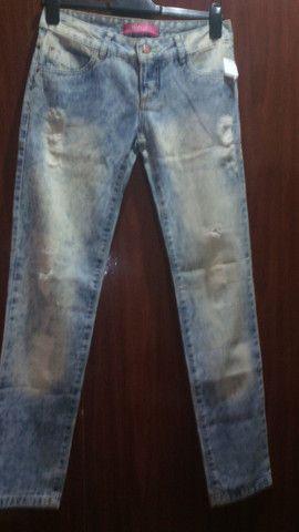 Duas calças jeans - Foto 6