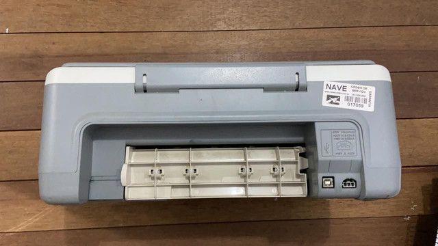 Impressora HP com scaner  - Foto 6
