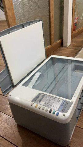 Impressora HP com scaner  - Foto 3
