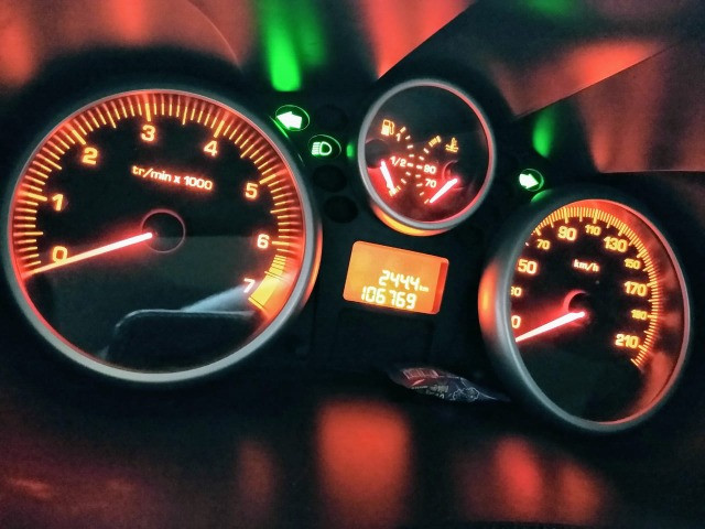 Peugeot 207 Passion XR Sedan Flex Preto - Foto 6