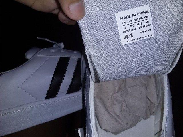 Tênis similar da Adidas novo, número 41 - Foto 2