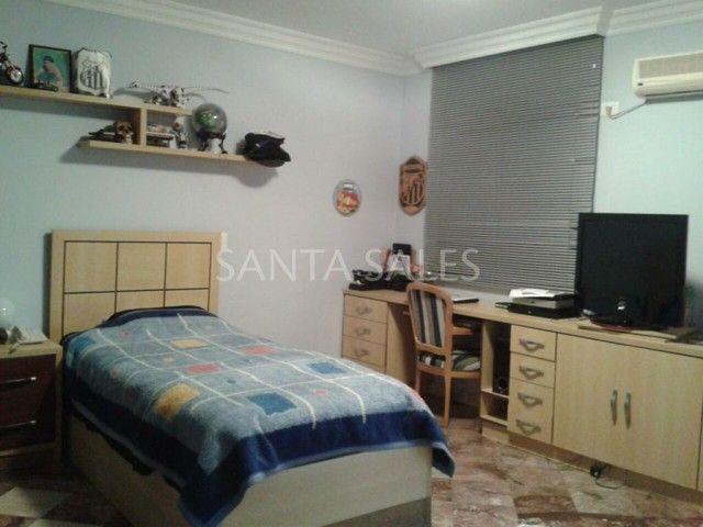 Belíssimo apartamento mobiliado para locação - 4 dormitórios - Saúde - Foto 13
