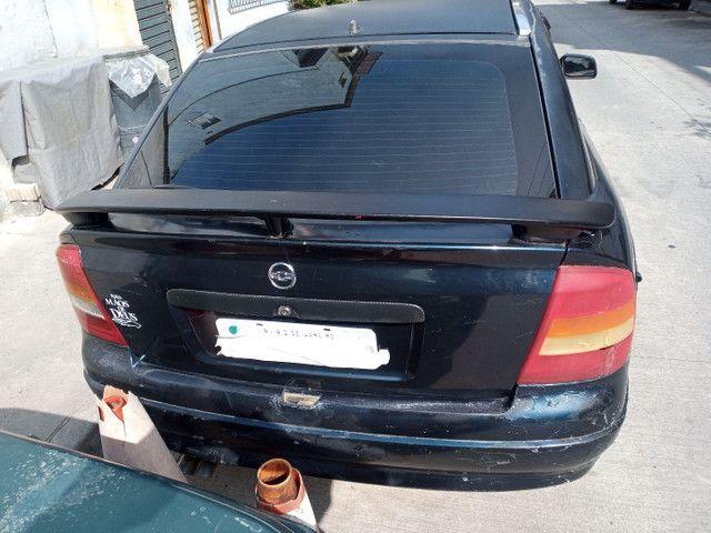 Vendo um astra tudo completo GNV e gasolina  - Foto 2