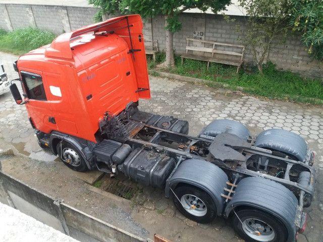 Caminhão Scania a venda - Foto 3