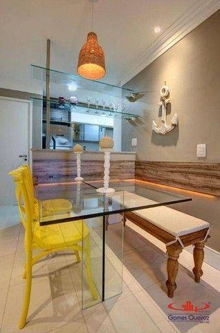 Apartamento todo MOBILIADO com 1 dormitório à venda, 39 m² por R$ 380.000 - Capuan - Cauca - Foto 16