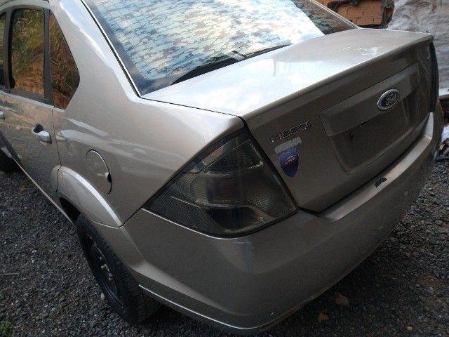 Ford Fiesta Sedan 1.6 Class 2013 batido barato oportunidade  - Foto 5