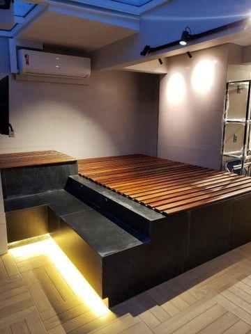 Capa de piscina spa e hidro 100% segura e fácil de manusear  - Foto 2