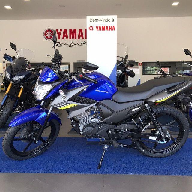 Yamaha Fazer 150 Ubs - Foto 2