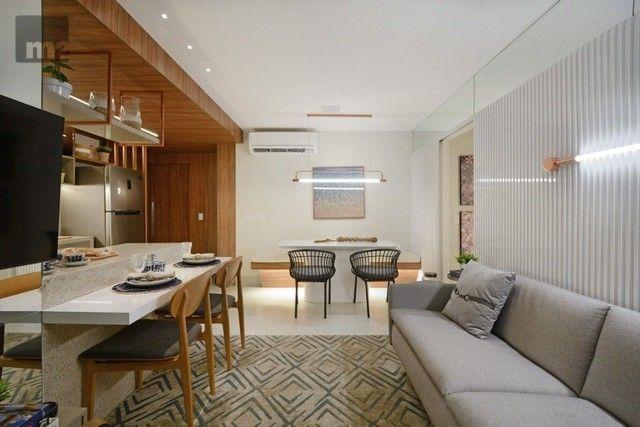 Apartamento à venda com 2 dormitórios em Setor bueno, Goiânia cod:M22AP1176 - Foto 6