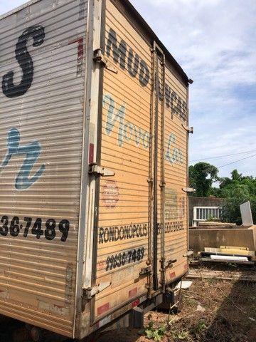 Baú caminhão 5.50x2.60x2.20 - Foto 3