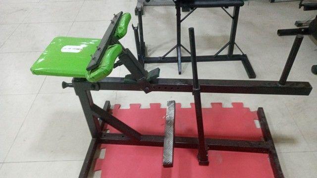 Máquinas de academia usados baratos  - Foto 6